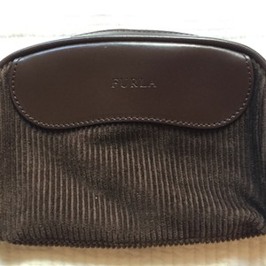 Furla Wristlet in brown
