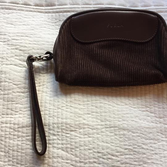 Furla Wristlet in brown Image 1