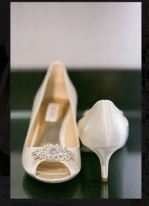 Badgley Mischka Layla Wedding Shoes