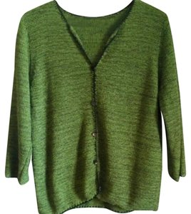 Crazy Horse by Liz Claiborne 3/4 Sleeve Cardigan