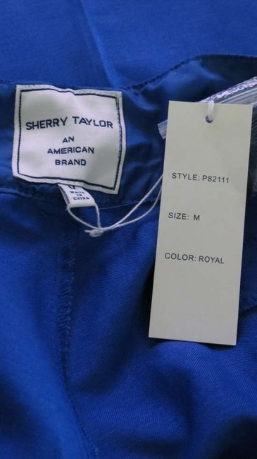 Sherry Taylor Capris Blue