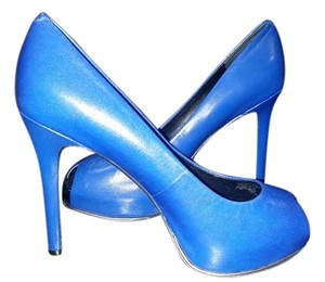 Guess Cobalt Blue Pumps