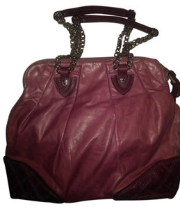 Marc Jacobs Satchel in Plum