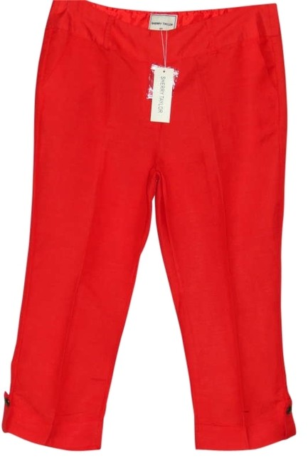 Preload https://item2.tradesy.com/images/red-reserved-for-linda-e-capris-size-12-l-32-33-202356-0-0.jpg?width=400&height=650