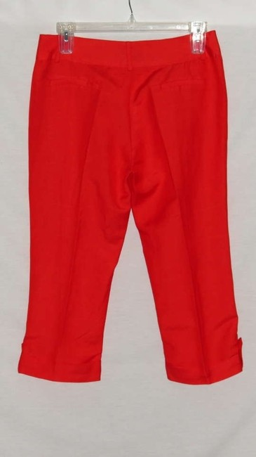 Sherry Taylor Capris Red