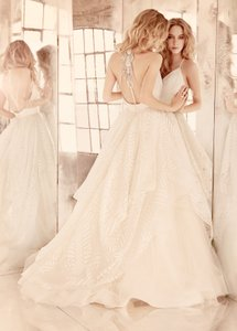 Hayley Paige Hayley Paige Behati 6550 Wedding Dress