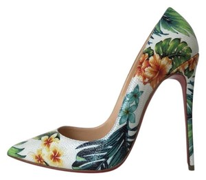 Christian Louboutin So Kate Hawaii Pumps