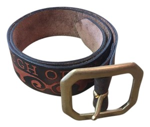 Dillon Rogers Dillon Rogers Leather belt - Live Well Laugh Often Love Much