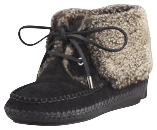 Preload https://img-static.tradesy.com/item/20235897/tory-burch-black-new-moccasin-shearling-bootsbooties-size-us-6-0-1-540-540.jpg