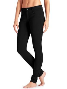 Athleta Skinny Pants Black
