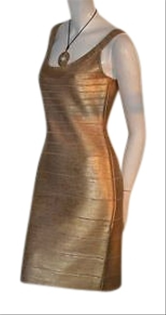 Preload https://img-static.tradesy.com/item/2023595/herve-leger-metallic-gold-woodgrain-stretch-cocktail-dress-0-1-650-650.jpg