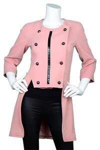 Chanel Tailcoat Military Coat Double Breasted Military Jacket