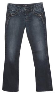 Silver Jeans Co. Bling Boot Cut Jeans-Medium Wash
