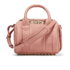 Alexander Wang Satchel in blush