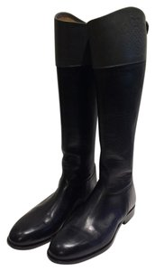 Alberto Fermani Black/ grey Boots