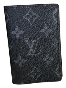 Louis Vuitton Brand New! Pocket Organizer Mens Wallet Limited Edition Print And Is Discontinued