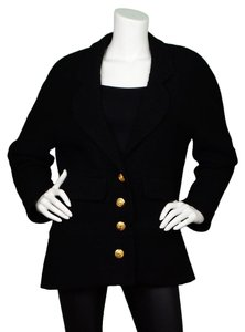 Chanel Blazer Boucle black Jacket