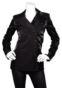 Chanel Tucedo Jacket Iridescent black Blazer