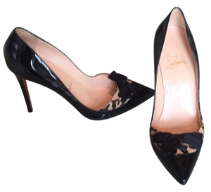 Christian Louboutin Pump Black patent leather Pumps