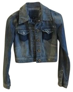 Guess light blue Womens Jean Jacket