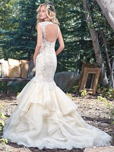 Maggie Sottero Malina Straps Only Wedding Dress