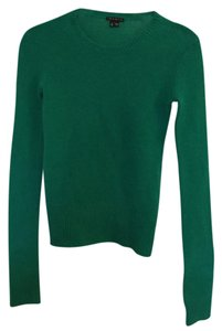 Theory Emerald Cashmere Sweater