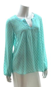Lilly Pulitzer Top Teal
