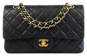 Chanel Vintage 2.55 Lambskin Shoulder Bag