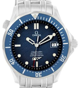 Omega Omega Seamaster 40 Years James Bond Limited Edition Watch 2537.80.00
