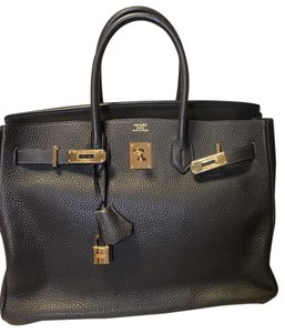 Hermès Birkin Togo Leather Ecorce Satchel in ECORSE