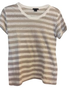 Theory T Shirt beige