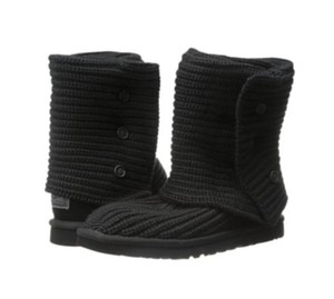 UGG Australia Cardy Womesn black Boots