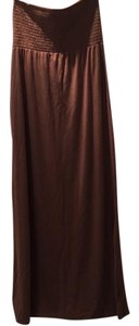 Brown Maxi Dress by Zenana Outfitter