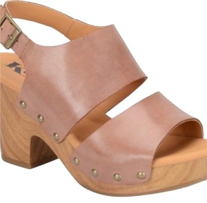 Kork-Ease Ginger (rosy-tan) Mules