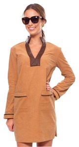 Sail to Sable short dress Camel Tunic Preppy on Tradesy