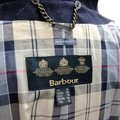 Barbour Black Maritime Wool & Cashmere Trench Jacket Coat Size 14 (L) Barbour Black Maritime Wool & Cashmere Trench Jacket Coat Size 14 (L) Image 8