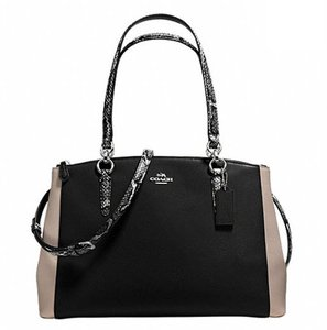 Coach Christie Satchel Shoulder Bag