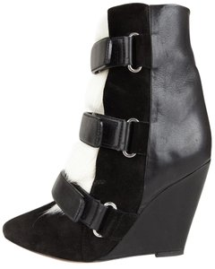 Isabel Marant Black & White Boots