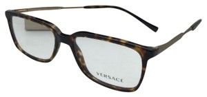 Versace New VERSACE Rx-able Eyeglasses VE 3209 108 55-17 Tortoise & Gold Frame