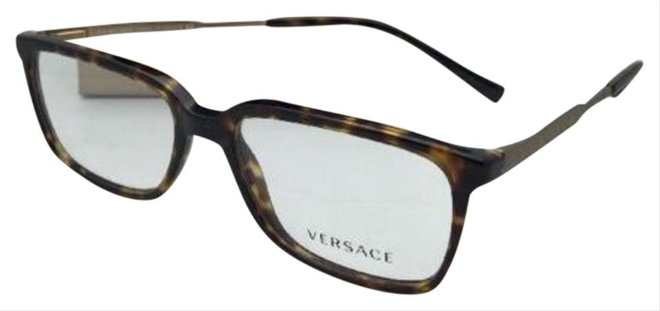 Versace New Rx-able Ve 3209 108 55-17 Tortoise & Gold Frames ...