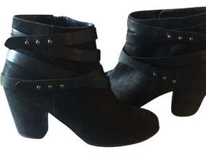 BP. Clothing Black Boots