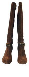 BCBGeneration Bcbg Brown Tobacco Brown Boots