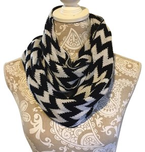 Rampage Knit Infinity Scarf