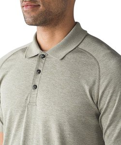 Lululemon Men's - Metal Vent Tech Polo