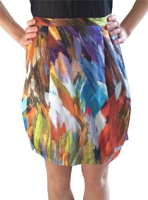 Preload https://item1.tradesy.com/images/multi-color-silk-floral-knee-length-skirt-size-6-s-28-2023885-0-0.jpg?width=400&height=650