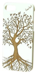 Case Yard NEW Cherry Wood White iPhone Case with Tree of Life, iPhone 7+