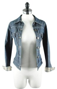 Burberry Denim Womens Jean Jacket