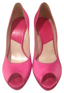 Dior Stiletto Designer Pink Pumps