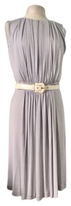 Fendi short dress Gray on Tradesy