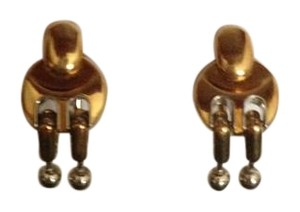 Baraka Authentic BARAKA 18K Yellow Gold earrings
